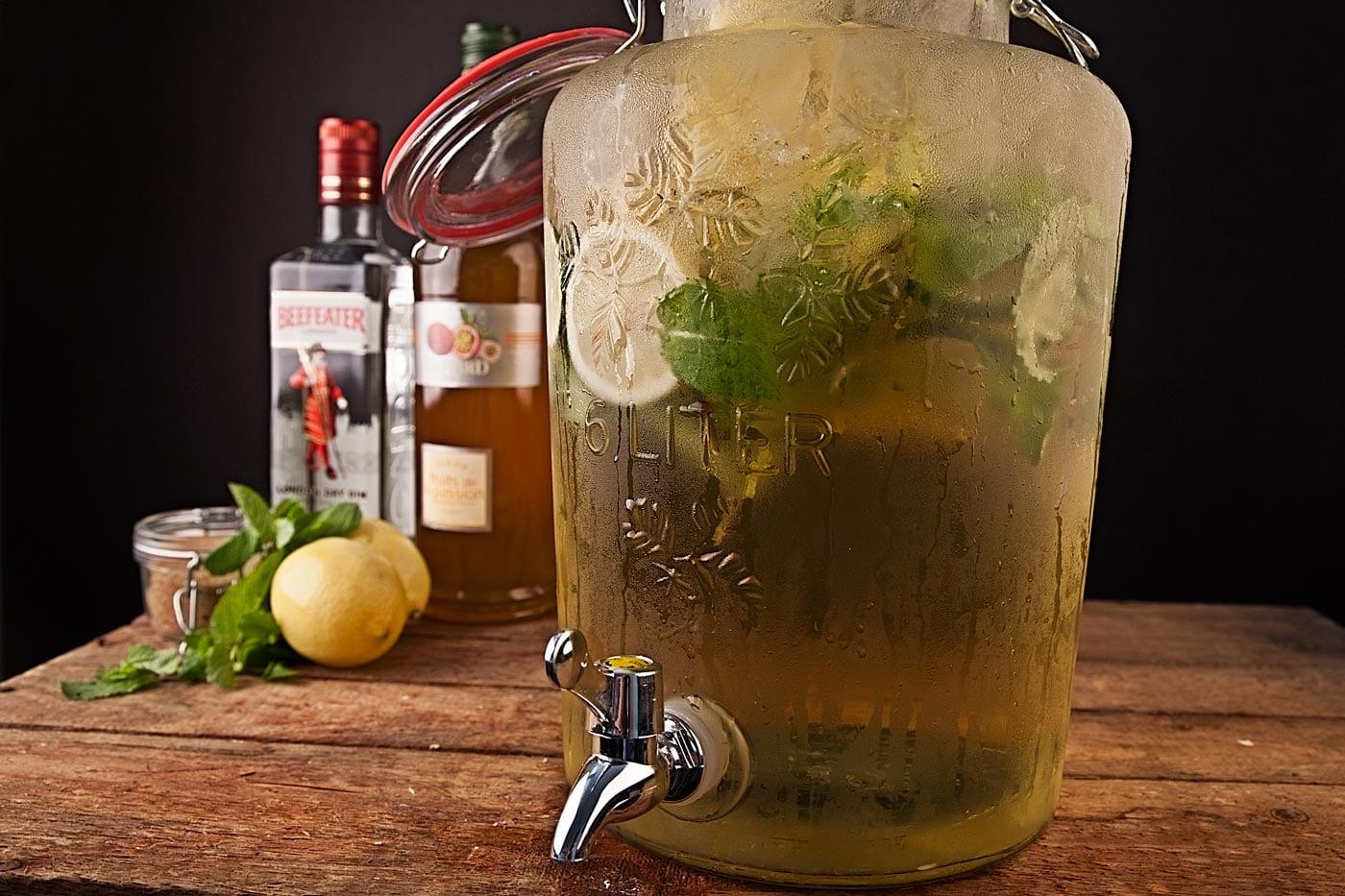 Færdiglavede cocktails
