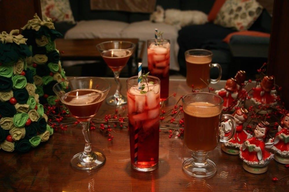 Julefrokost - Lej bartender til din næste julefrokost